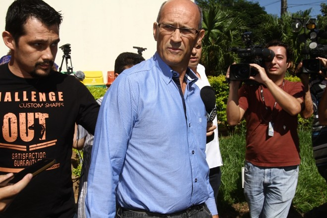 Auditor fiscal Orlando Aranda. | Roberto Custodio/Arquivo/Jornal de Londrina