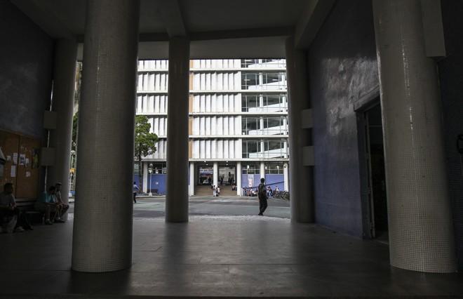 Uma das unidades do Celin fica no campus Reitoria da UFPR | Daniel Castellano/Gazeta do Povo/Arquivo