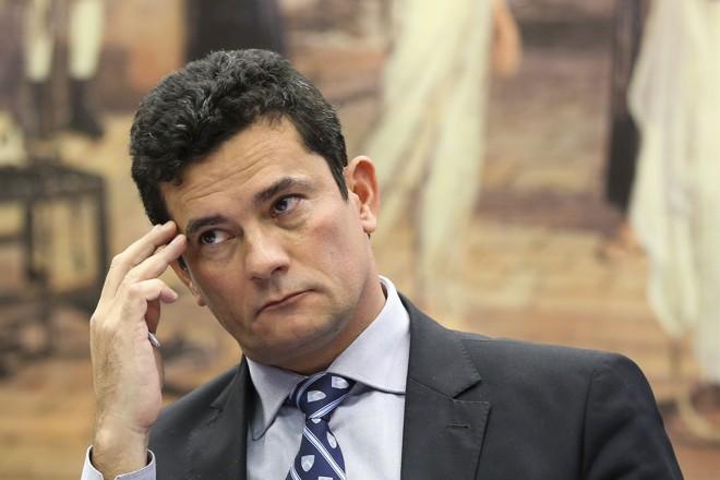 Moro apontou incoerências em depoimentos de Lula a respeito do triplex do Guarujá   Marcelo Camargo/Agência Brasil