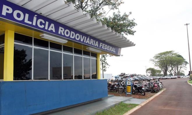 Veículos foram retidos em pátios da PRF. | CHRISTIAN RIZZI/CHRISTIAN RIZZI