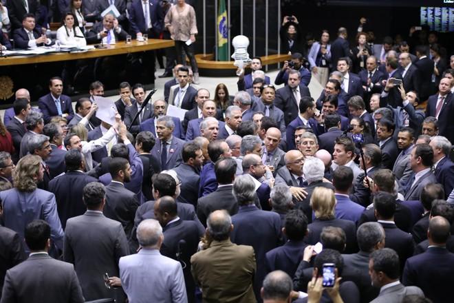 | Gilmar Felix/Câmara dos Deputados