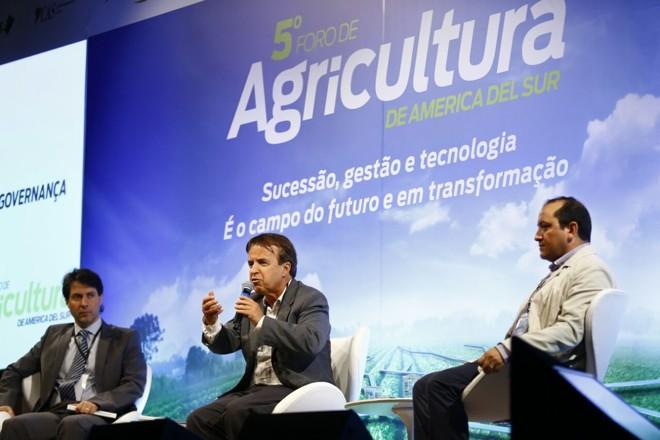 5º Fórum de Agricultura da América do Sul : evento organizado pelo Núcleo de Agronegócio da Gazeta do Povo termina nesta sexta-feira (25) | Jonathan Campos/Gazeta do Povo