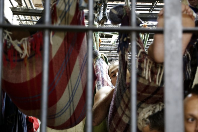 Carceragens de delegacias do estado tem superlotação crônica | Henry Milléo/Gazeta do Povo/Arquivo I