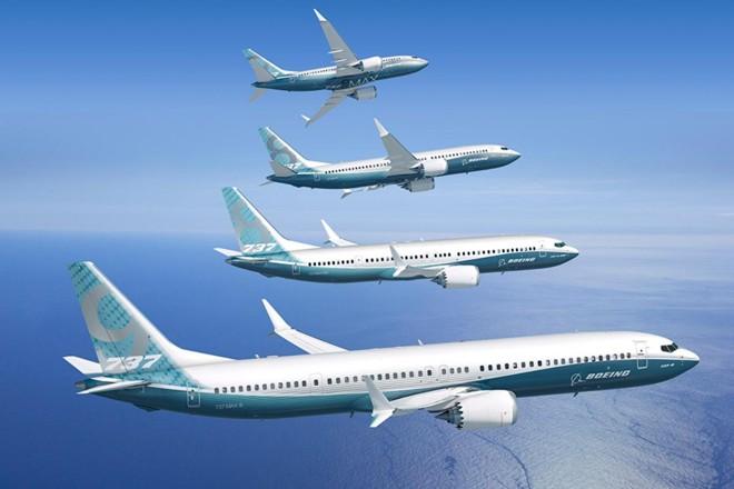 4c8ba544e7cf GOL encomendou 120 aeronaves Boeing 737 MAX | Eric Greer/Boeing/Divulgação