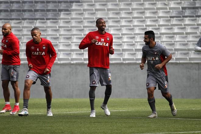 Com dois gols diante do Avaí, Eduardo Henrique deve ganhar nova chance no time titular. | Daniel Caron/Gazeta do Povo