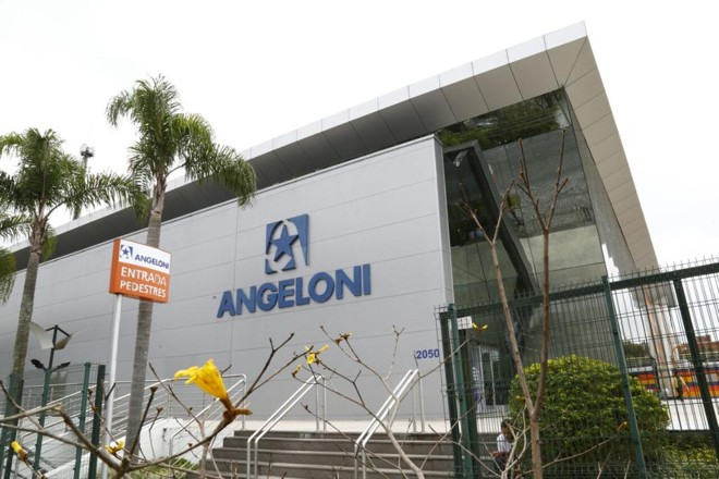 Angeloni do Bom Retiro será a terceira unidade da marca em Curitiba. | Aniele Nascimento/Gazeta do Povo