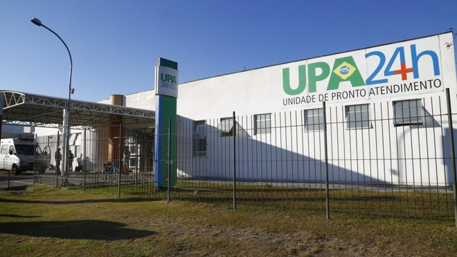 Greve complica ainda mais o atendimento nas UPAs de Curitiba | Aniele Nascimento/Gazeta do Povo