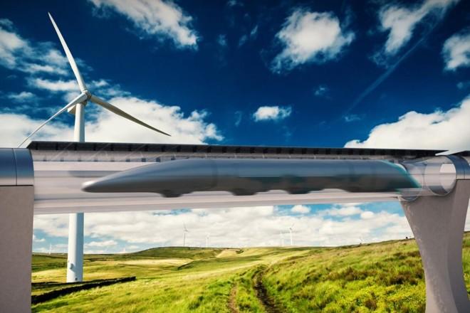 Hyperloop Transportation Technologies quer instalar Centro de Pesquisa e Desenvolvimento no Brasil | HTT/Divulgação