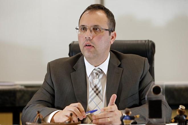 O juiz federal Marcos Josegrei da Silva atua nos processos das operações Carne Fraca, Hashtag e Research. | Albari Rosa/Gazeta do Povo