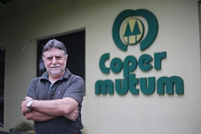 No sistema da Copermutum, cada um dos 18 cooperados envolvidos com suinocultura possui um número de matrizes (de um total de 5 mil) que ficam na unidade produtora de leitões (UPL) da cooperativa. | Jonathan Campos/Gazeta do Povo
