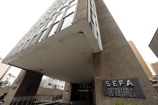 Companhia está sediada no prédio da Secretaria da Fazenda | /Albari Rosa/Gazeta do Povo