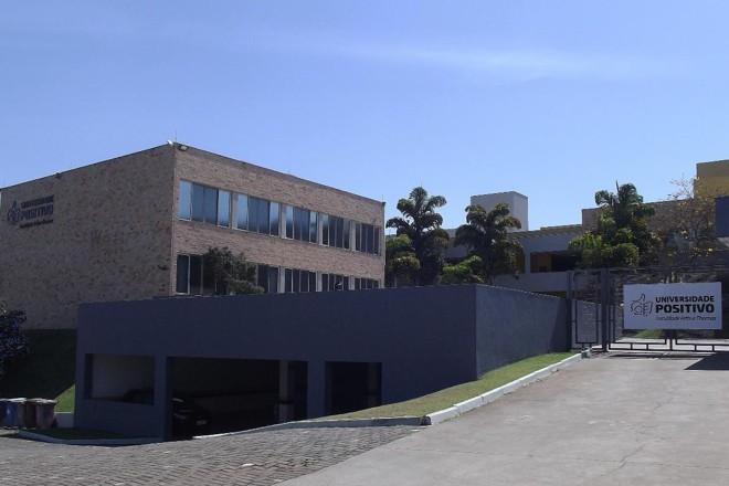 Faculdade Arthur Thomas, comprada pelo Grupo Positivo. | Divulgação/Grupo Positivo