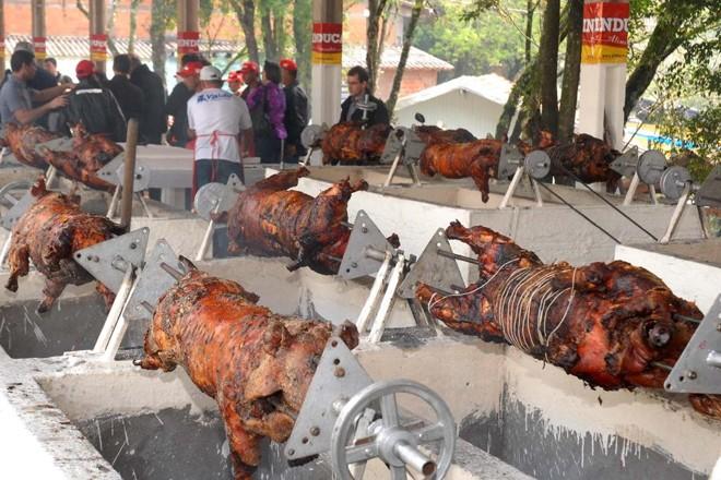 Festa Nacional do Porco no Rolete acontece em Toledo | Divulgação/AEN