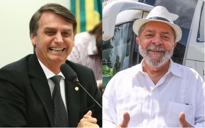Bolsonaro ou Lula: quem se sai melhor nas pesquisas eleitorais