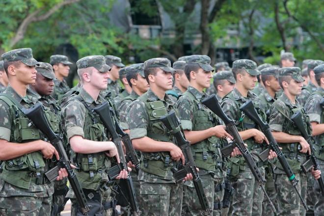 Defesa unificou processo de alistamento nas Forças Armadas. | Cesar Machado/Gazeta do Povo