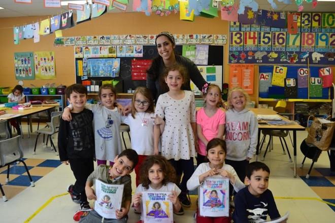 Crianças de escola na província de Montreal | Reprodução / Montreal School Board