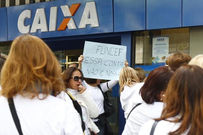 Caixa: impasse bilionário da Funcef pode pressionar ainda mais as contas da estatal | Aniele Nascimento/Gazeta do Povo