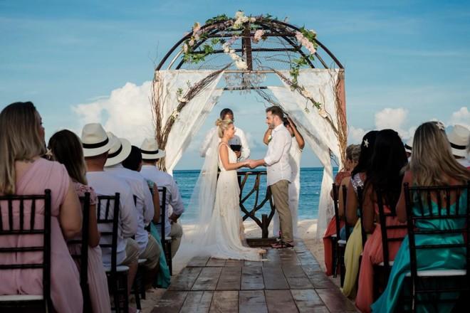 Casamentos no Caribe respondem por 90% das cerimônias da Welcome Weddings | Edemir GarciaDivulgação/Welcome Weddings