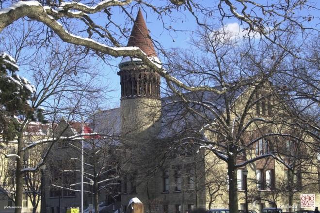Campus da Ohio State University | Reprodução / Ohio State University