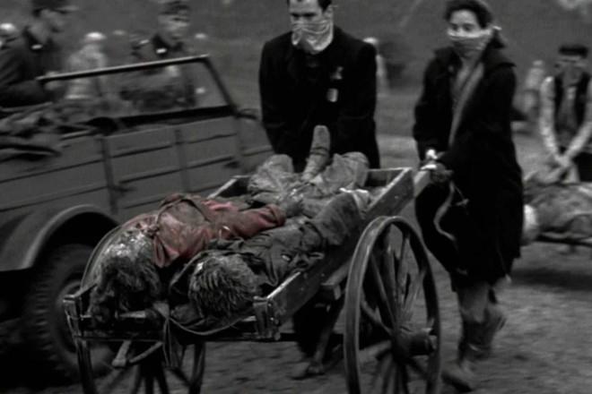 Cena do filme 'A Lista de Schindler' | Reprodução