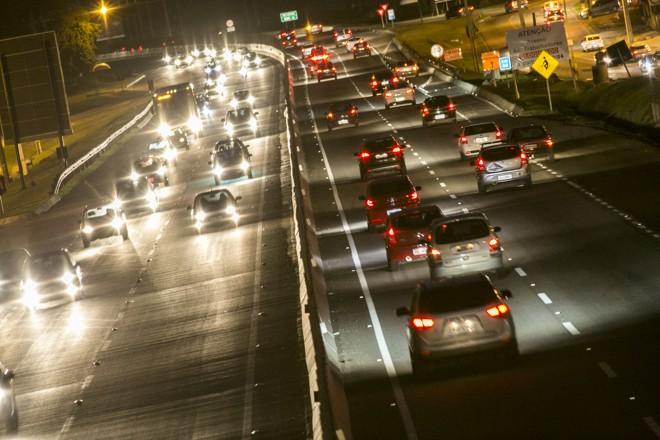 Quase 100% do transporte de passageiros no país é feito pelas rodovias brasileiras. | Marcelo Andrade/Gazeta do Povo