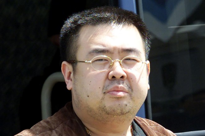 Kim Jong-nan, o meio irmão do ditador norte-coreano Kim Jong-un | TOSHIFUMI KITAMURA/AFP