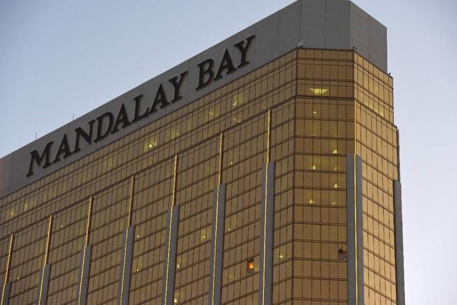 AtiradorStephen Paddock ficou hospedado no hotel Mandalay Bay para executar seu plano em Las Vegas | ROBYN BECK/AFP
