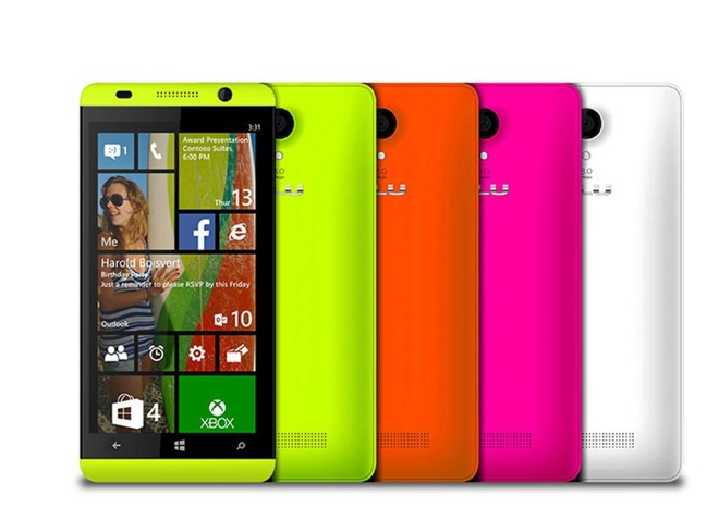 Windows Phone Blue | Divulgação/Microsoft
