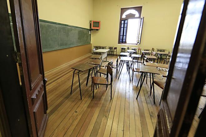 Salário dos professores, que em 2004 era 60% da média de outras profissões, está ainda mais defasado. | Albari Rosa/Gazeta do Povo