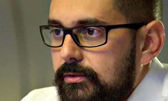 Daniel Gouvêa Teixeira, que deu origem às investigações da Polícia Federal . | REPRODUÇÃO/TV GLOBO