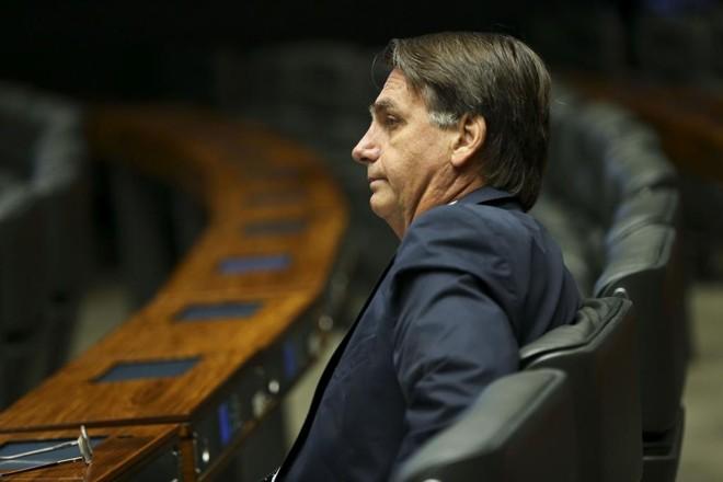Pré-candidato à presidência, Jair Bolssonaro não deve ter o apoio da bancada ruralista | Marcelo Camargo/Agência Brasil