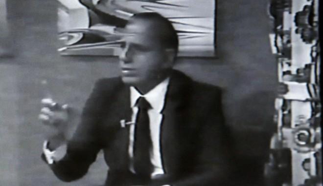 Haroldo Leon Peres teve um mandato curto e conturbado e ficou menos de um ano no cargo de governador. | reprodução youtube/reprodução youtube