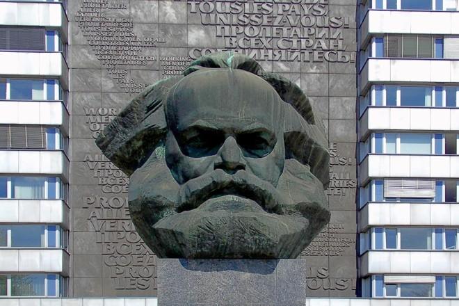 Monumento a Karl Marx emChemnitz, na Alemanha. Durante o período comunista, a cidade de chamouKarl-Marx-Stadt | Pixabay