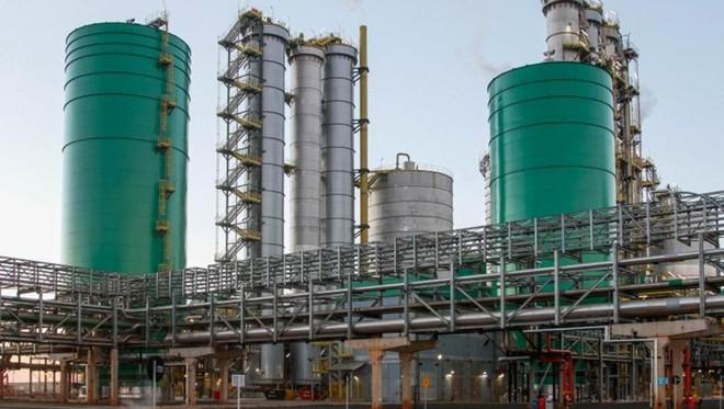 Fábrica de celulose da Klabin, maior produtora e exportadora de papéis do Brasil, localizada no município de Ortigueira, no Paraná | Isac Nóbrega/PR/PR