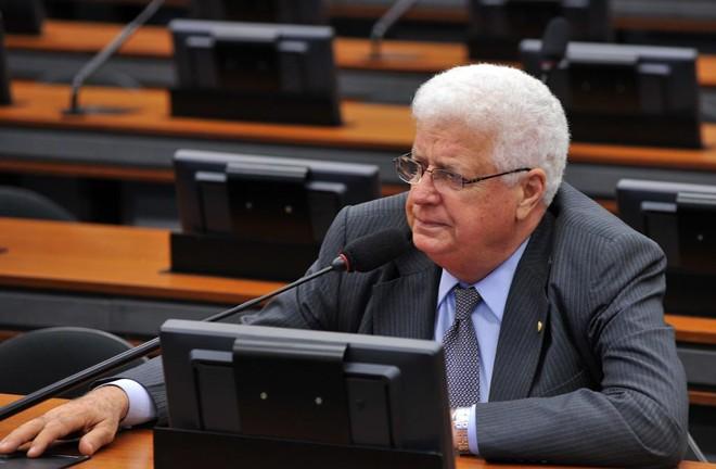 Odeputado federal Nelson Meurer (PP-PR) | Zeca Ribeiro/Câmara dos Deputados/Arquivo