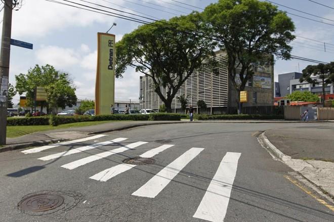 Sede do Detran em Curitiba. | Antônio More/Gazeta do Povo
