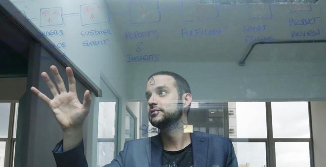 Tiago Dalvi, Ceo e fundador do Olist | Giuliano Gomes/Gazeta do Povo