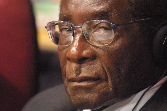 Robert Mugabe ocupou presidência do Zimbábue por 37 anos | ANNA ZIEMINSKI/AFP