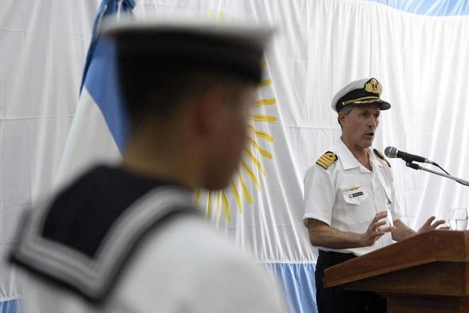 Embarcação com 44 tripulantes voltava à base em Mar del Plata, ao norte, quando desapareceu no último dia 15 | JUAN MABROMATA/AFP