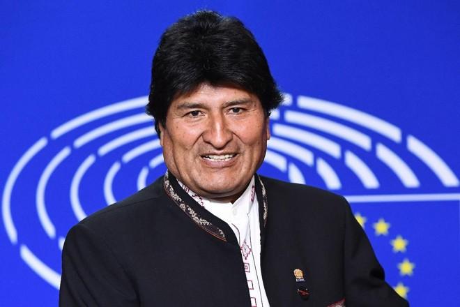 Presidente Evo Morales poderá concorrer a seu quarto mandato | EMMANUEL DUNAND/AFP