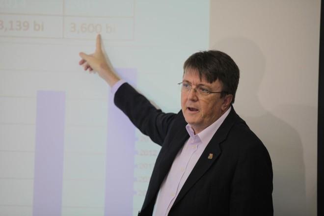 Eduardo Deschamps, presidente do Conselho Nacional de Educação | Reprodução / Alesc
