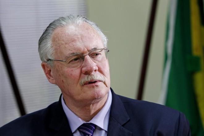 Orlando Pessuti, presidente do BRDE | Antônio More/Gazeta do Povo/Arquivo