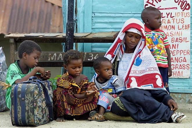 Estudo foi o primeiro de grandes proporções a analisar a cor da pele em populações africanas em três países diferentes do continente: Tanzânia, Botsuana e Etiópia | pu/cha/jfPEDRO UGARTE