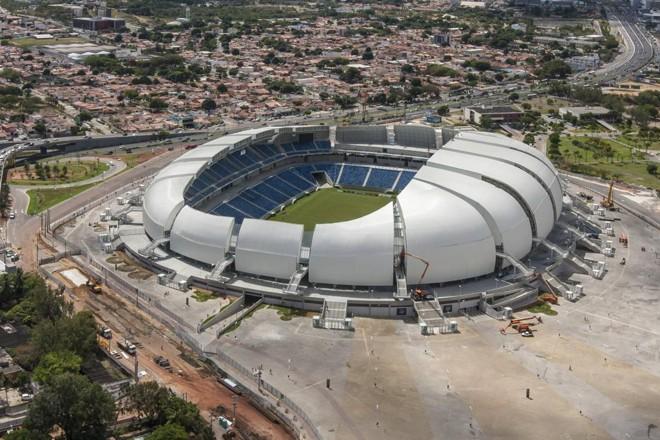 | Jobson Galdino/ Portal da Copa/ ME/Fotos Públicas