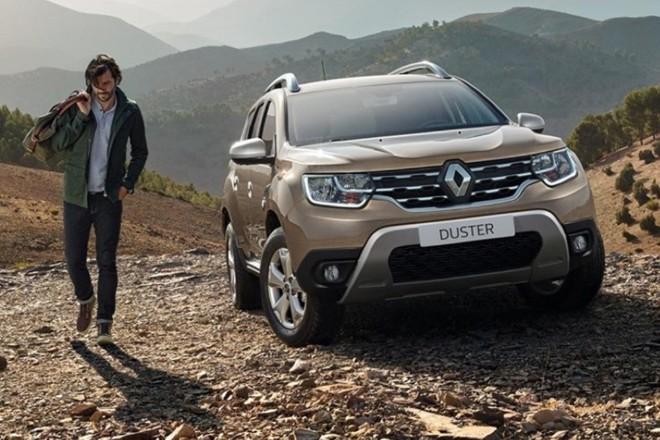 Novo Renault Duster Surge Com Grade E Interior Exclusivos