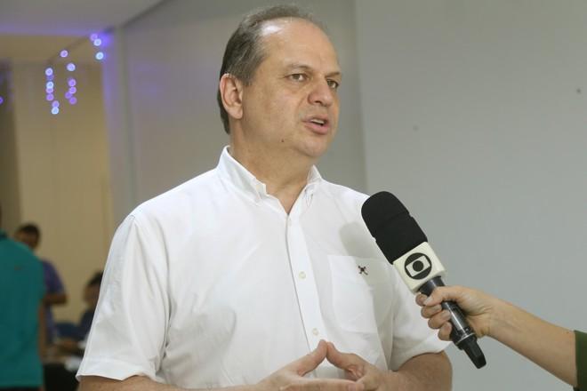 Oministro da Saúde, Ricardo Barros (PP) | Erasmo Salomão/Ministério da Saúde