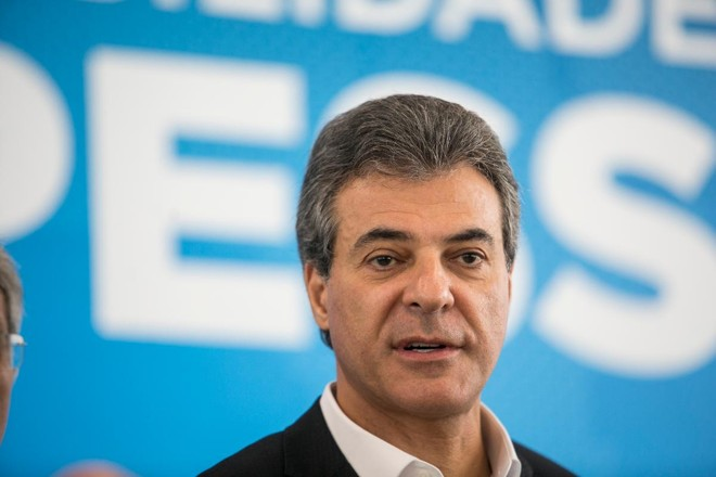 O governador do Paraná, Beto Richa (PSDB) | Marcelo Andrade Gazeta do Povo