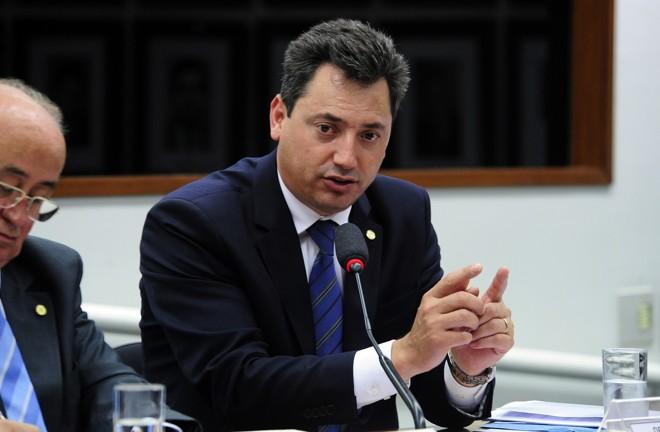 Odeputado federal Sérgio Souza (PMDB-PR) | Alex Ferreira / Câmara dos Deputados/Arquivo