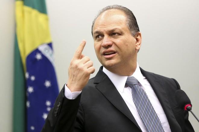 Ministro Ricardo Barros buscou justificar a iniciativa de ampliar o número de laboratórios credenciados. | Marcelo Camargo / Agência Brasil