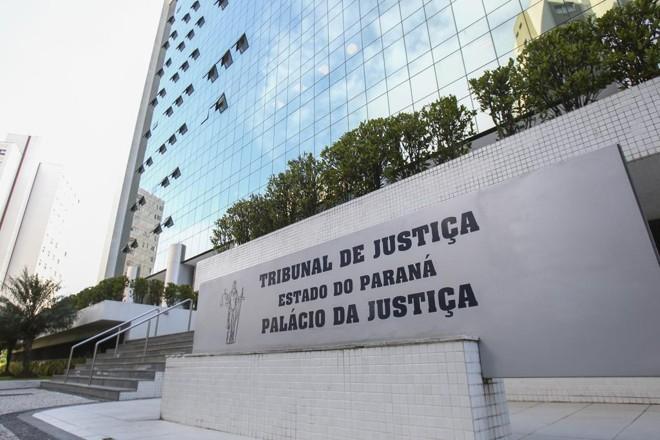 OPalácio da Justiça, sede do TJ-PR | Daniel Castellano/Gazeta do Povo/Arquivo